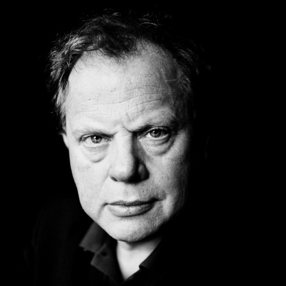 Nederland, Amsterdam, 13 maart 2013, portret, Bas Heijne, publicist, schrijver, vertaler, toneel, theater Foto: Bart Koetsier